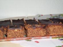 Weihnachtskuchen nach Lebkuchenart - Rezept