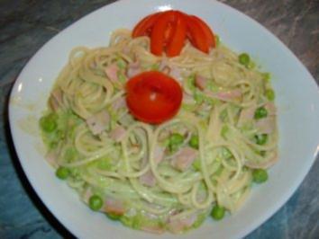 Rezept: Pasta : Spaghetti