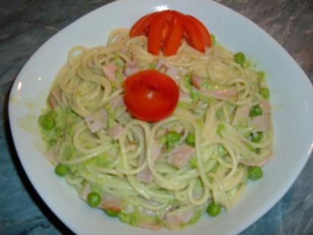 Pasta : Spaghetti - Rezept
