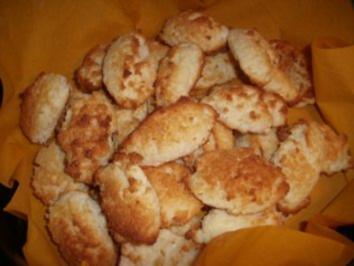 Kokos-Quark-Nockerln - Rezept