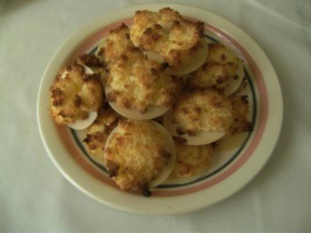 KLEINGEBÄCK - Kokosmakronen - Rezept
