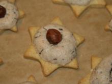 Stern Taler Weihnachts Plätzchen - Rezept