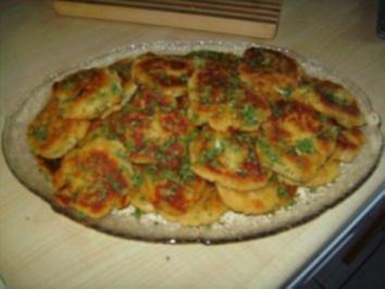 Kartoffel - Plätzchen - Rezept