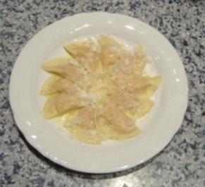 Ravioli mit Kürbisfüllung - Rezept