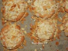 Orangeat-Marzipan-Plätzchen - Rezept