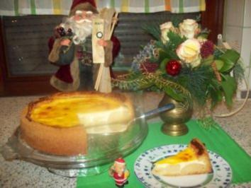Apfel - Quark - Torte - Rezept