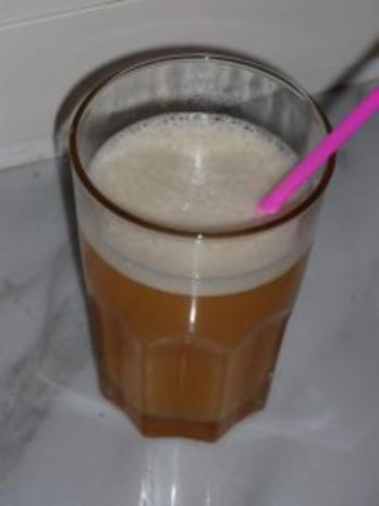 Grapefruit-Cocktail - Rezept