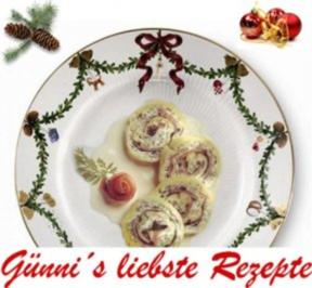 Rotolo Tricolore - Rezept