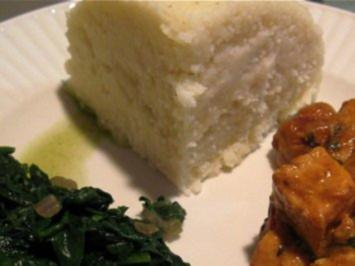 Ugali (afrikanisch) - Rezept