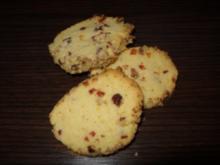 Keks & Co:   Fruchtige Taler - Rezept