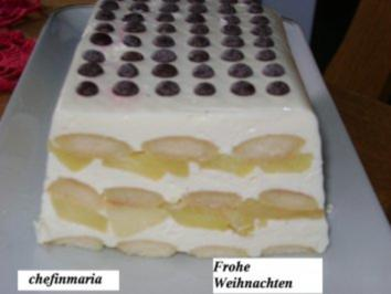 Apfel Tiramisu - Rezept
