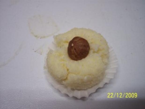 Kokoskugeln ( Raffaello) - Rezept - Bild Nr. 2