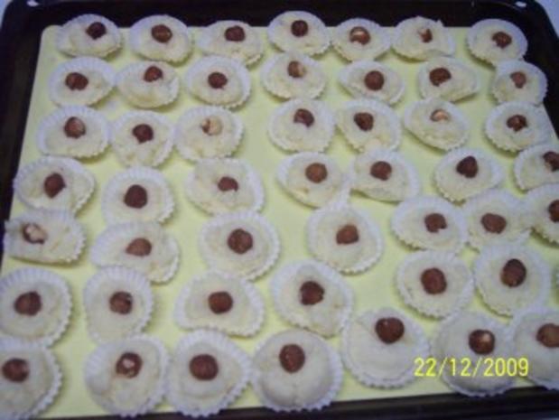 Kokoskugeln ( Raffaello) - Rezept - Bild Nr. 3
