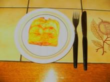 SNACK - Uta's fruchtiger Toast - Rezept