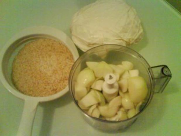 Türkische Kohlroullade mit lecker Reisfüllung - Rezept - Bild Nr. 3