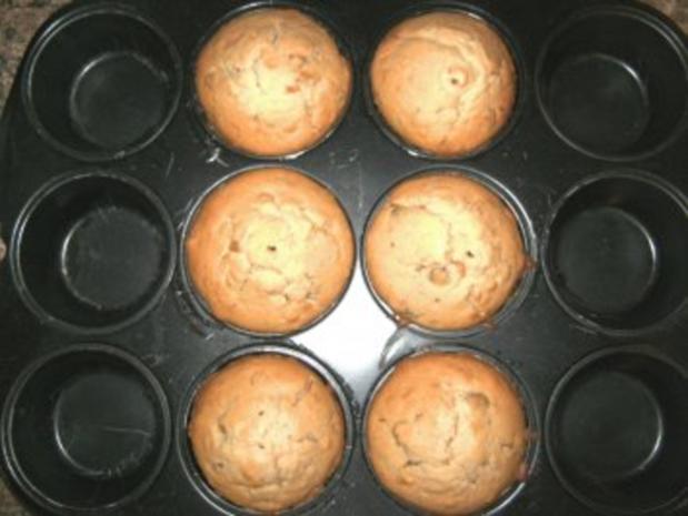Stollen - Muffins - Rezept - Bild Nr. 2