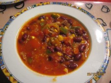 Chili OHNE Carne Vegetarisch, Vegan - Rezept