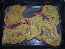 Zwiebel-Koteletts - Rezept