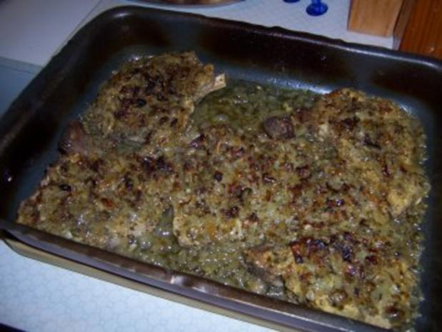 Zwiebel-Koteletts - Rezept - Bild Nr. 3