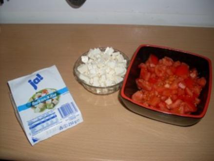 Rührei nach türkischer Art - Rezept