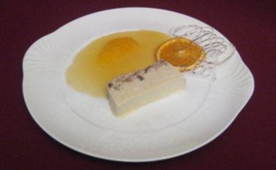 Lebkuchenparfait - Rezept