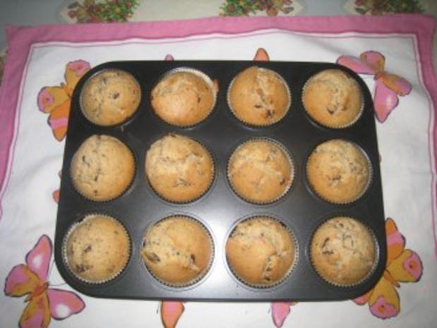 Weihnachts - Muffins - Rezept