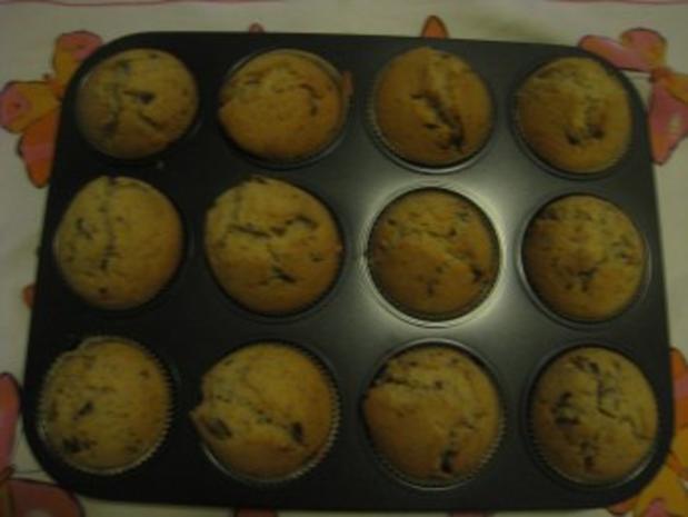 Weihnachts - Muffins - Rezept - Bild Nr. 2