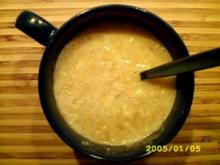 Dessert: Amaretto-Knusperwölkchen alkoholfrei - Rezept