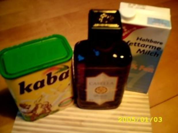 Heißgetränk: super sweet banana milk - Rezept - Bild Nr. 2