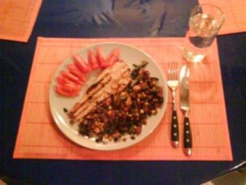 Fisch: Africa meets Mexico - Rezept