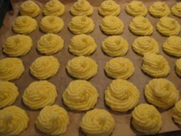 Rezept: Prinzesskartoffeln