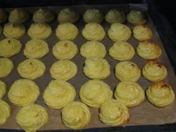 Prinzesskartoffeln - Rezept - Bild Nr. 5