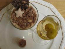 Winterapfel mit Zimtsternen - Rezept