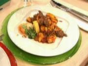 Rindfleischsalat Singapur Style mit Ananas (Uwe Hübner) - Rezept