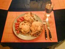 Abendbrot: Spiegeleier auf Toast - Rezept
