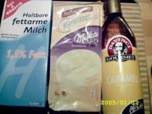 "Cappucino ""Karamellwölkchen"" - Rezept"