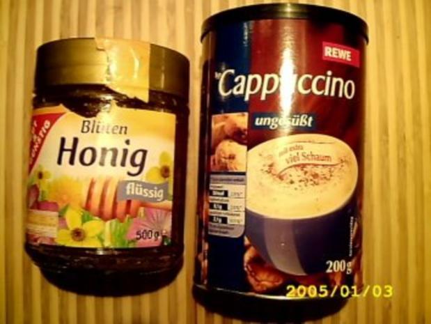 "Cappucino ""Honey Baby"" - Rezept - Bild Nr. 2"