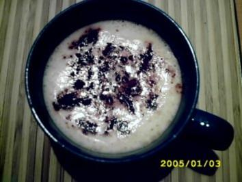 "Rezept: Cappucino ""Honey Baby Girl"""