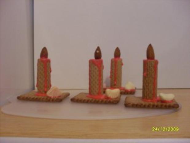 Essbare Kerzen - Rezept - Bild Nr. 3