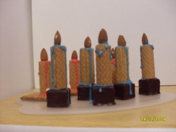 Essbare Kerzen - Rezept - Bild Nr. 5