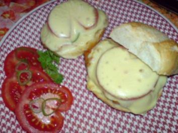 Puten-Burger - Rezept