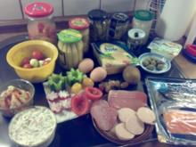 Fingerfood for 2 - Rezept