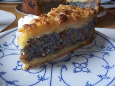 16 Mohnkuchen Blech Rezepte Kochbar De