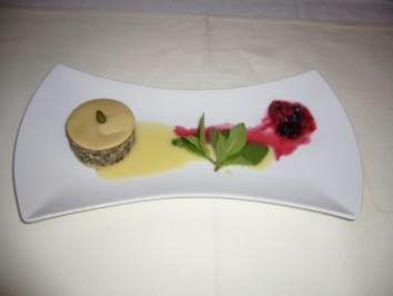 Mohn-Marzipan-Pralinen mit Champagnertrüffelcreme - Rezept