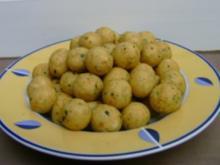 Suppenklößchen - die Alternative zu Markklößchen - mit Butter - Rezept