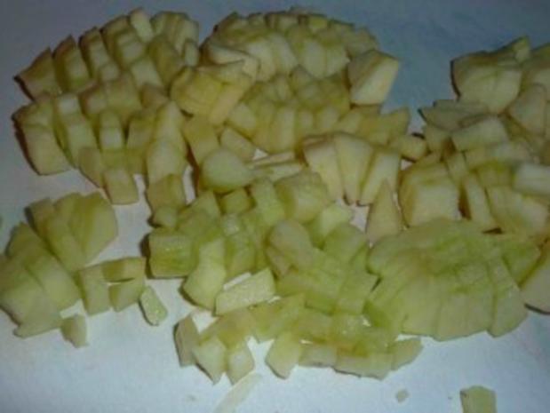 Blaukraut mit Apfel - Rezept - Bild Nr. 5