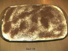 Desserts: Bananen-Tiramisu - Rezept