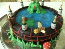KUCHEN - Frosch im Brunnen - Rezept