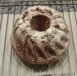 Rezept: Nußkuchen