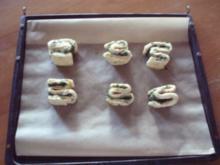 Kräuterbrötchen - Rezept